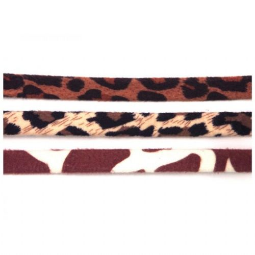 Rosewood Jungle Print Cat Collars